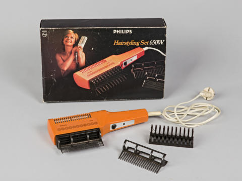 Philips Hairstyling Set, Eindhoven, 1975-1980